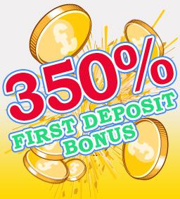 350% Bingo Bonus at Yes Bingo