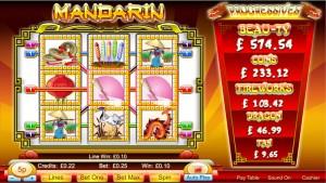 Mandarin 3 Reel Slots