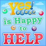 Yes Bingo is Happy to Help