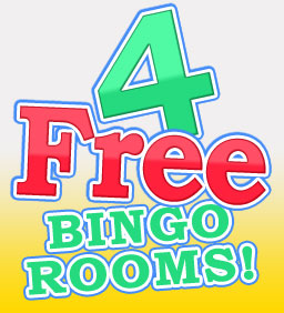 4 Free Bingo Rooms