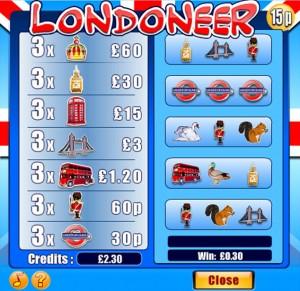Pull Tabs Londoneer
