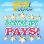 Loyalty Pays at Yes Bingo